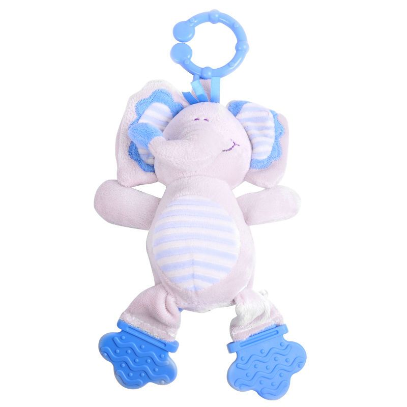 Soft Baby Teether Toy Gift For Newborn Teething Infant