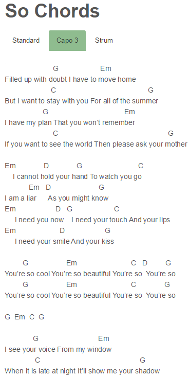 So Chords Ed Sheeran | Music | Pinterest | Guitars, Guitar Chords ...