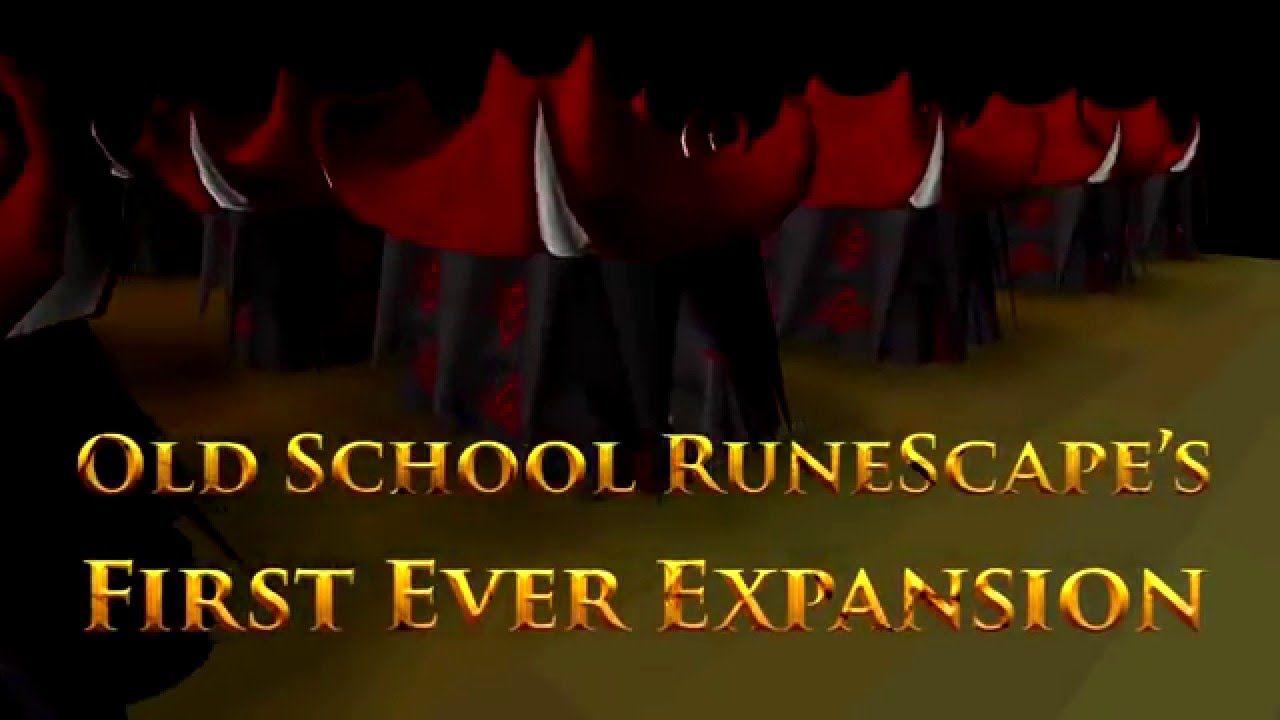 Old School RuneScape - Zeah Trailer | Gaming | Pinterest