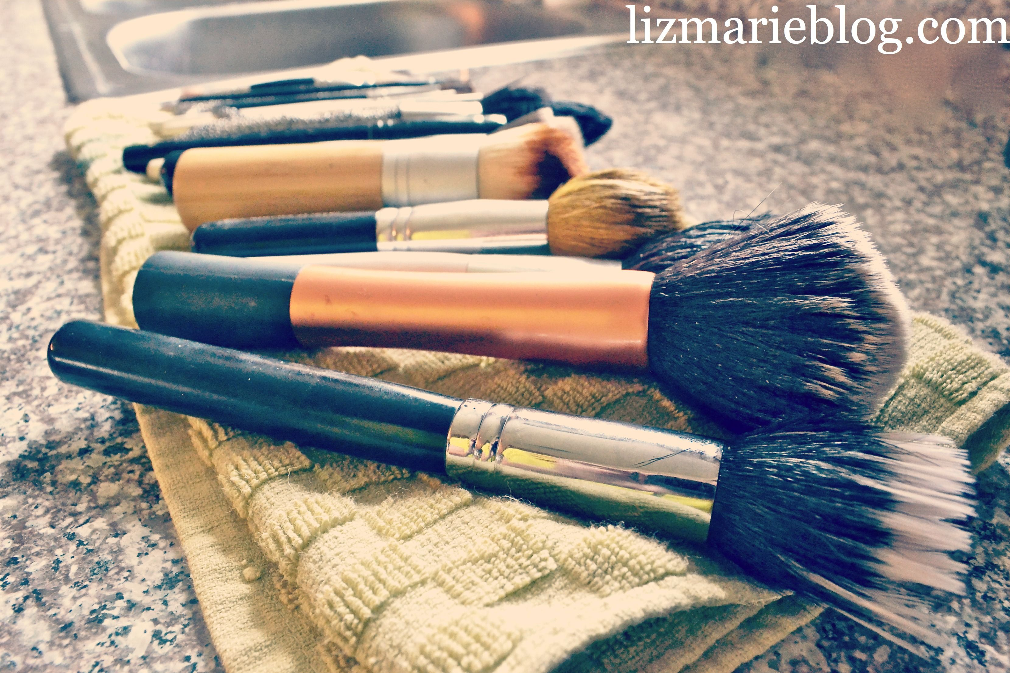 Pin by Makeup RT on Makeup Brushes cleaning How to clean