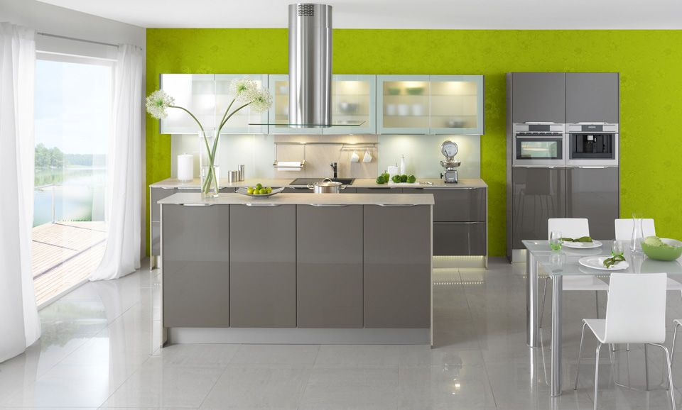 Cuisine Brillante Magma Pop - Cuisine-Plus | French Kitchens