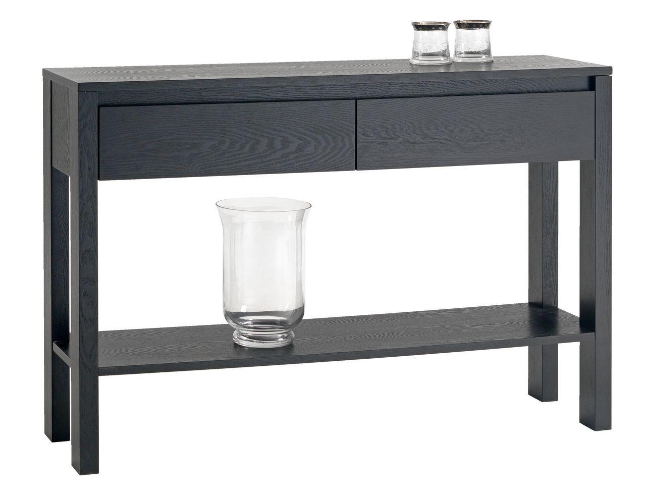 Groovy Konsollbord OKLAHOMA svart | JYSK | Stue | Konsollbord, Stue, Oklahoma WI-65