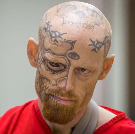 Two face tattoo really pinterest face tattoos and for Two faced tattoo