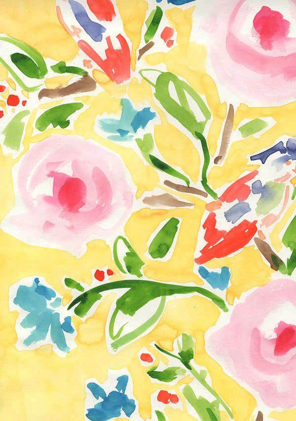 caitlin mcgauley #watercolor