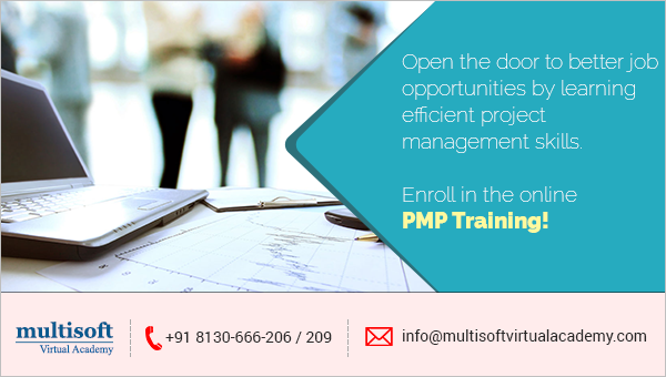 Thinking of getting ahead with PMP certification? Join online ...