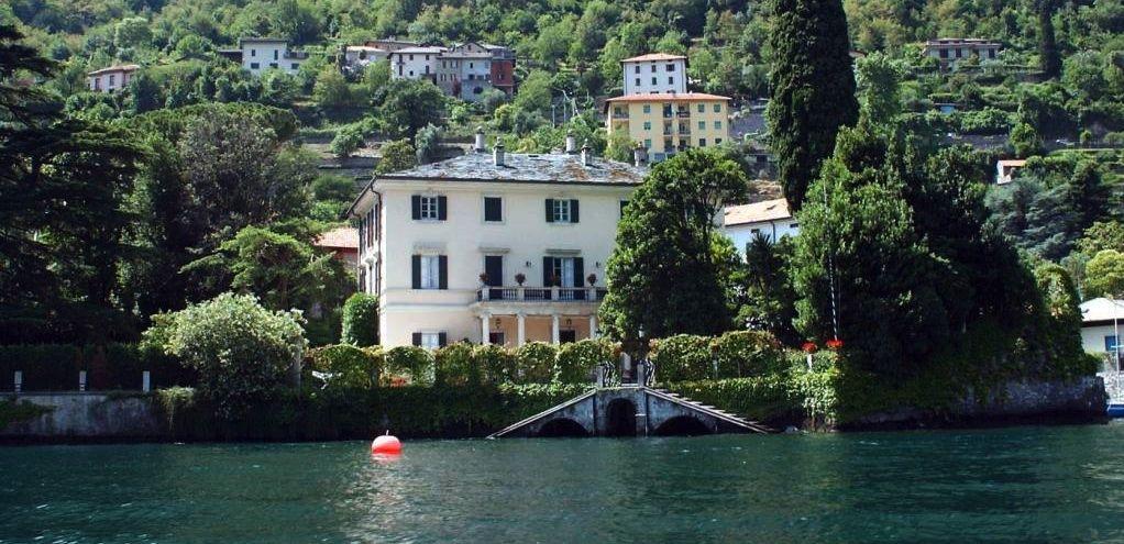 Le Mete Preferite Dai Vip A Natale Travelweare Com Lago Lago Di Como Villa
