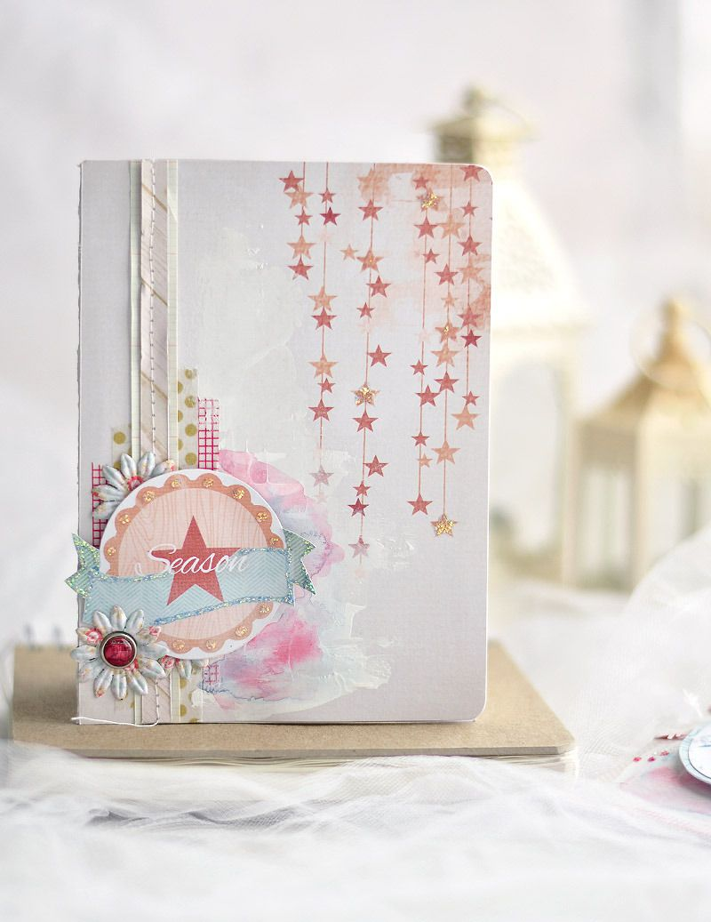 Christmas Card <3 ... Fab inspiration for Bday card