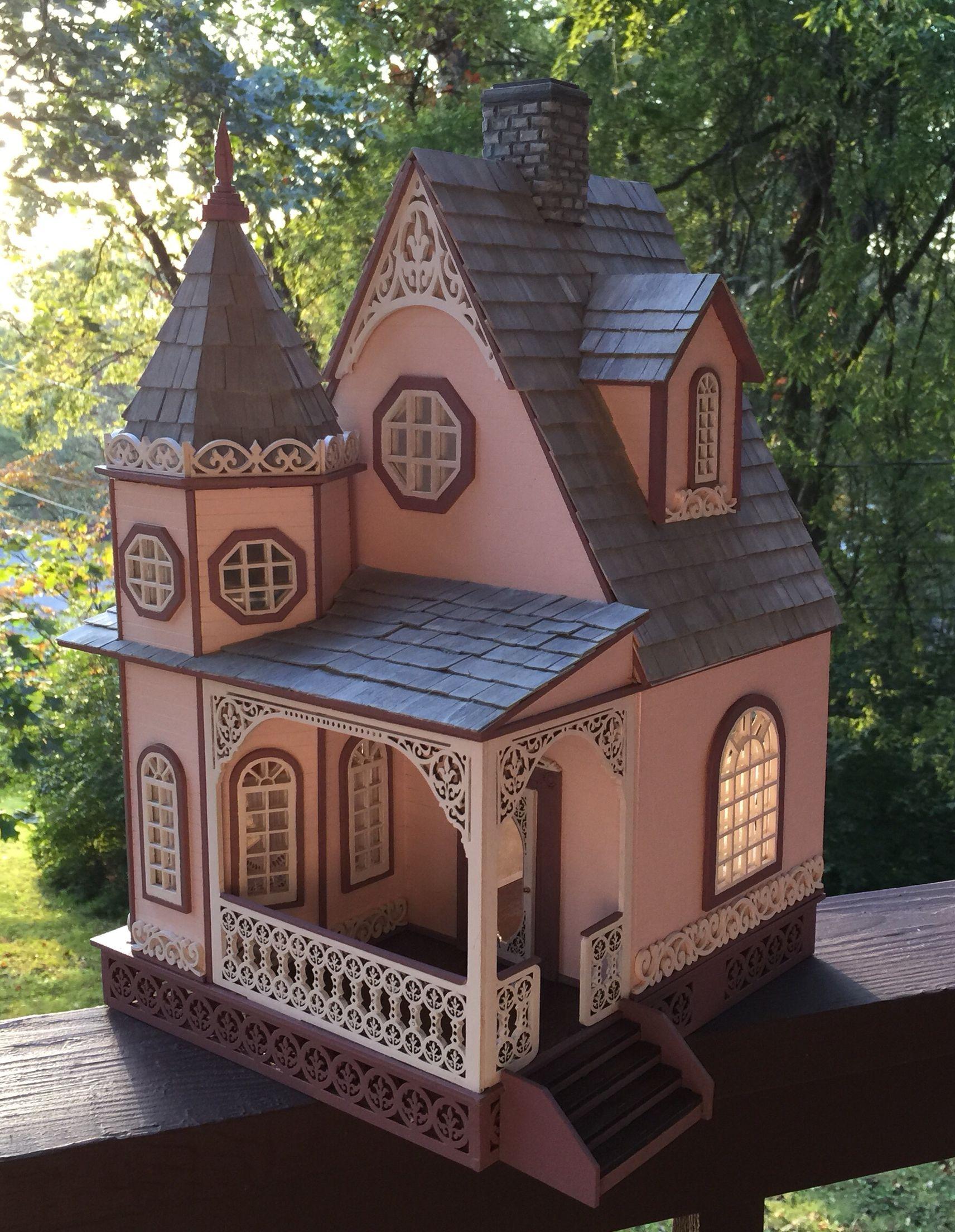 Half scale Victorian Cottage