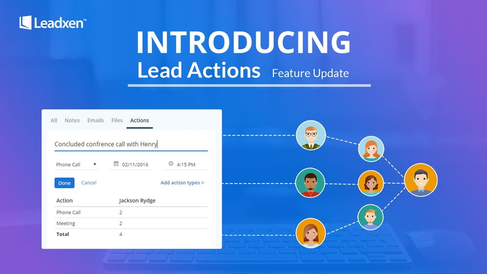 Sales And Lead Management Software And App By Leadxen Lead