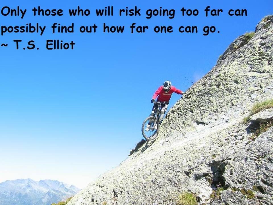 Take the risk