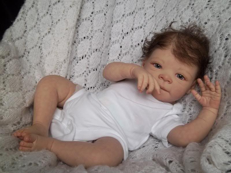 lulu reborn by evelina wosnjuk   Details about Reborn baby doll ~ Estelle ~ By Evelina Wosnjuk Now Baby ...