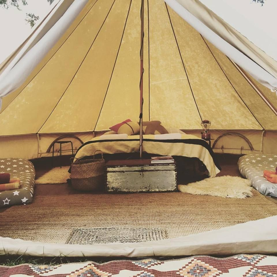 Beautifully Furnished Pop Up Bell Tent Rentals In Margaret River Western Australia Bell Tent Tent Glamping Tent Rentals