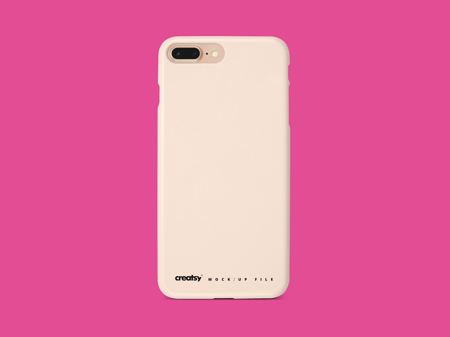 Download Iphone 8 Plastic Case Mockup Free Mockup Iphone Buy Iphone Case Iphone 8