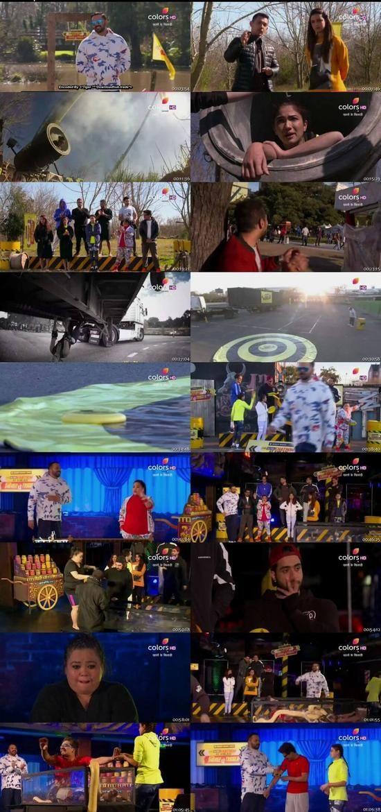 Khatron Ke Khiladi Season 9 2nd February 2019 480p HDTV
