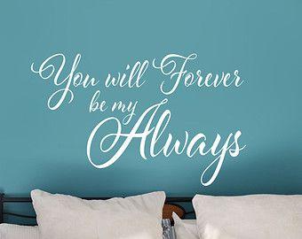 Cada historia de amor es hermoso etiqueta de la pared por LucyLews