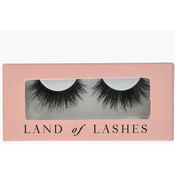 ffa77e05c8e Land Of Lashes Captivate Lash ($16) ❤ liked on Polyvore featuring beauty  products, makeup, eye makeup and false eyelashes