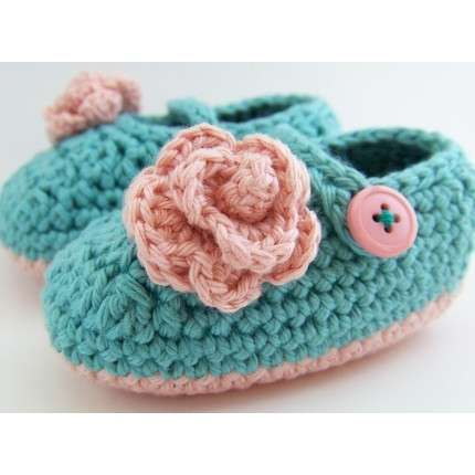 Crochet Mary Jane Baby Shoes Ajilbab Portal I Yarns For This