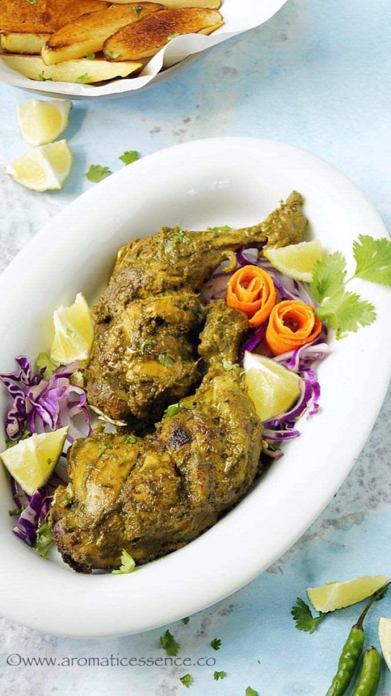 Chicken cafreal portuguese curries and cuisine chicken cafreal forumfinder Image collections