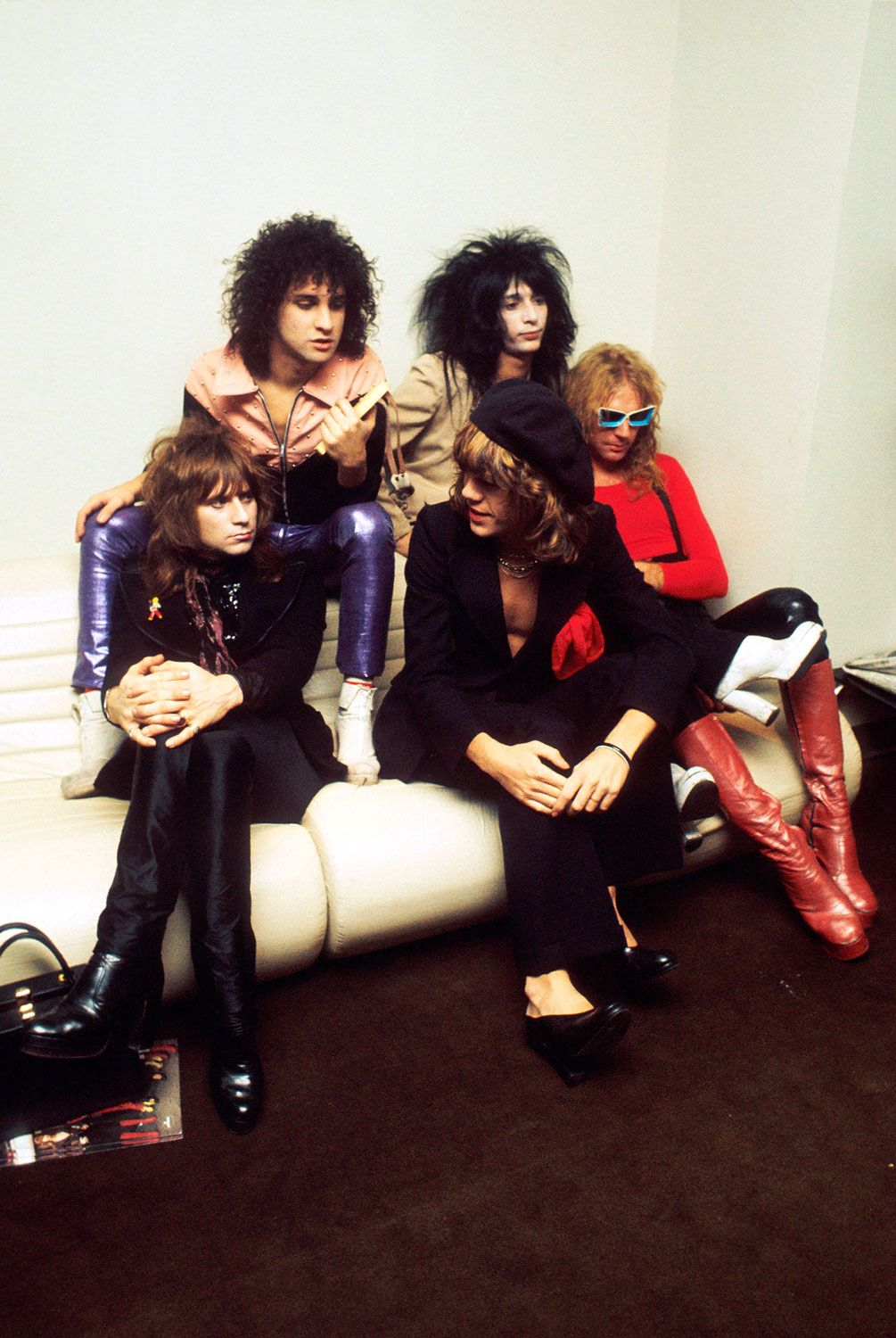 The New York Dolls S Sylvain Sylvain On The Band S Groundbreaking Style And His Clothing Line