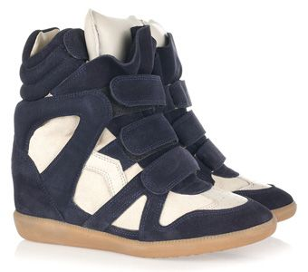Isabel Marant Beckett High-Top Sneakers cheap sale big sale wide range of sale online clearance release dates cheap extremely jgrq4kFX