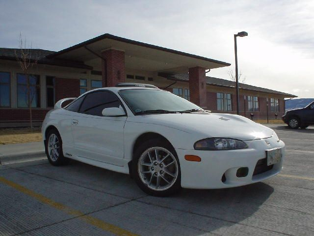 1999 Mitsubishi Eclipse Gsx Awd Turbo