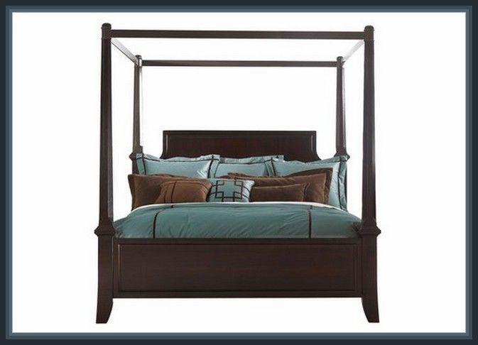 Awe Inspiring Martini King Canopy Bed Design Interior More Design Http Biancafidler Com