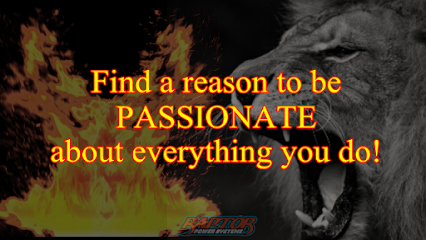 #StrengthFromWithin  Raptor Power Systems - Google+