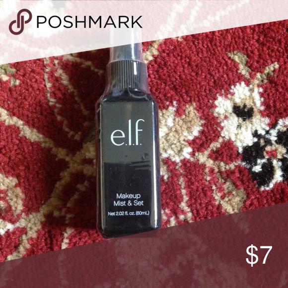 OBO Elf makeup mist and set Makeup setting spray, Elf