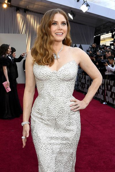 Amy Adams Photos Photos: 91st Annual Academy Awards - Red Carpet #academyaward