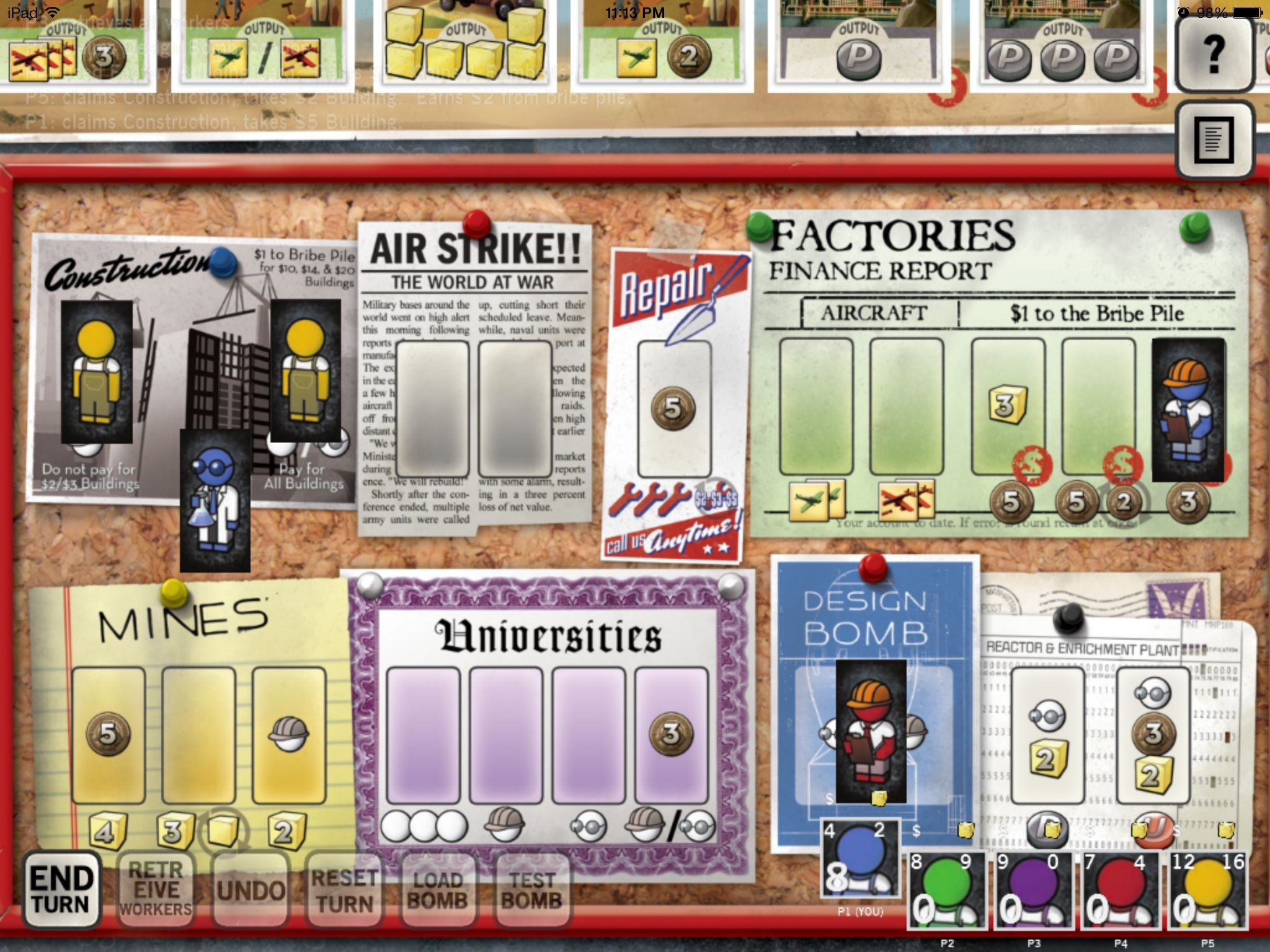 Manhattan project board game google search board games manhattan project board game google search gamestrikefo Images