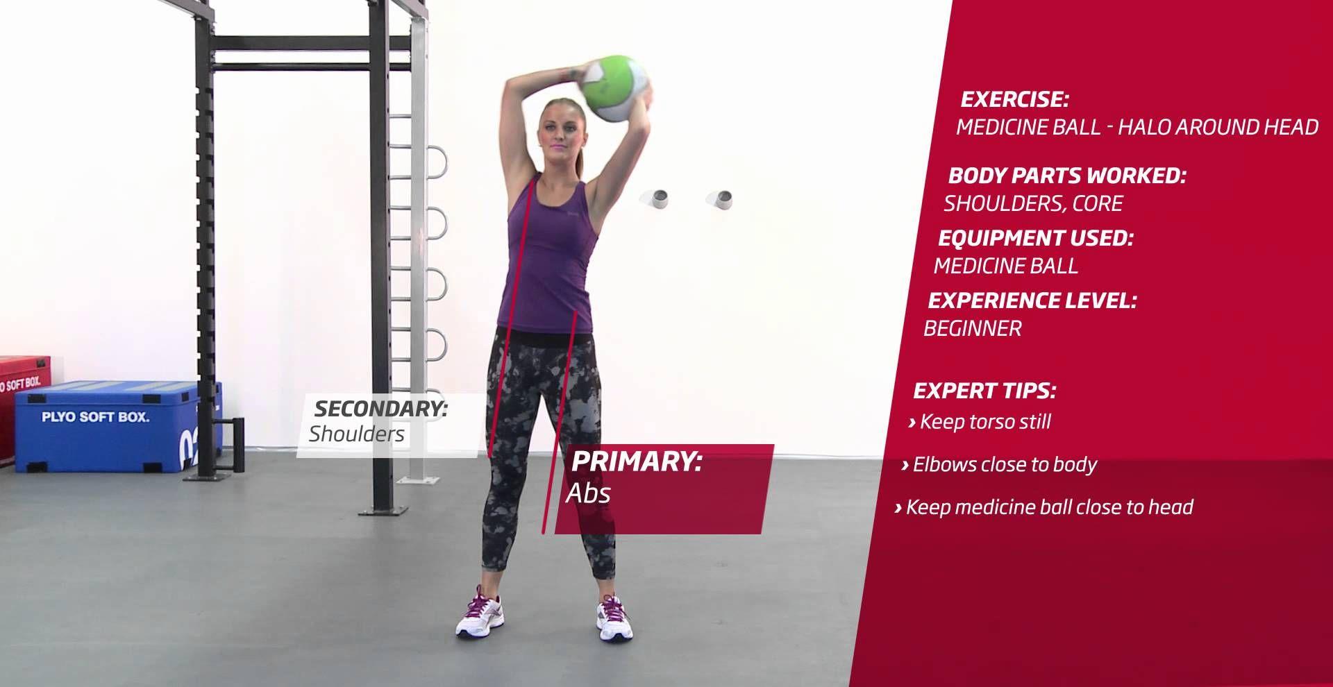 Pin On Medicine Ball Workouts