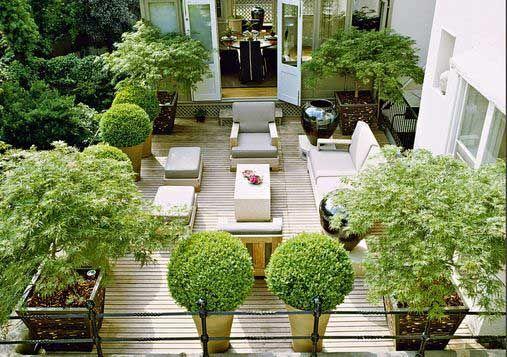 Allestimento terrazzi a Milano > Photo gallery > Garden West - Il ...