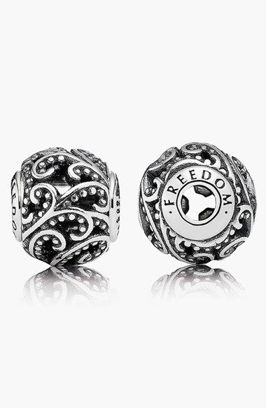 PANDORA  Essence - Freedom  Bead Charm available at  Nordstrom Love this! 5e9551c704d