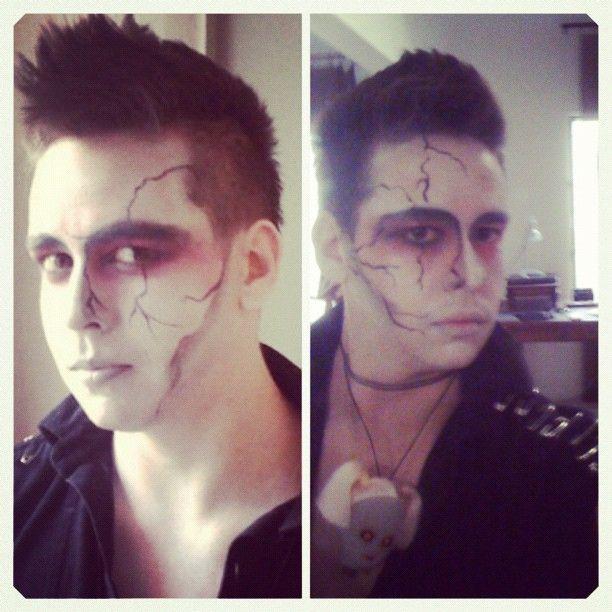 Me in Halloween 2010