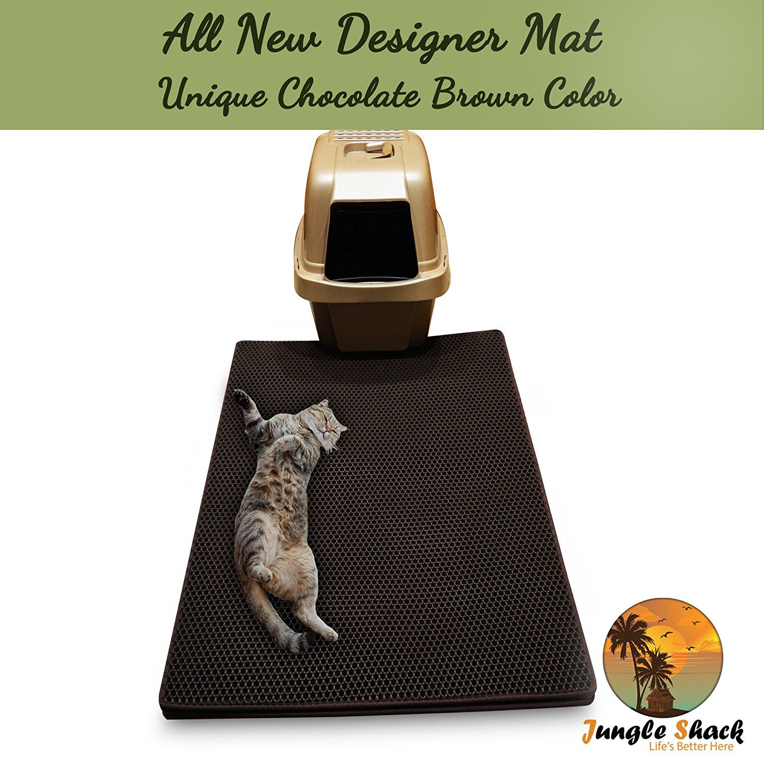 cat control scatter tracking cats of mats product large box woopet out for mat litter kitty