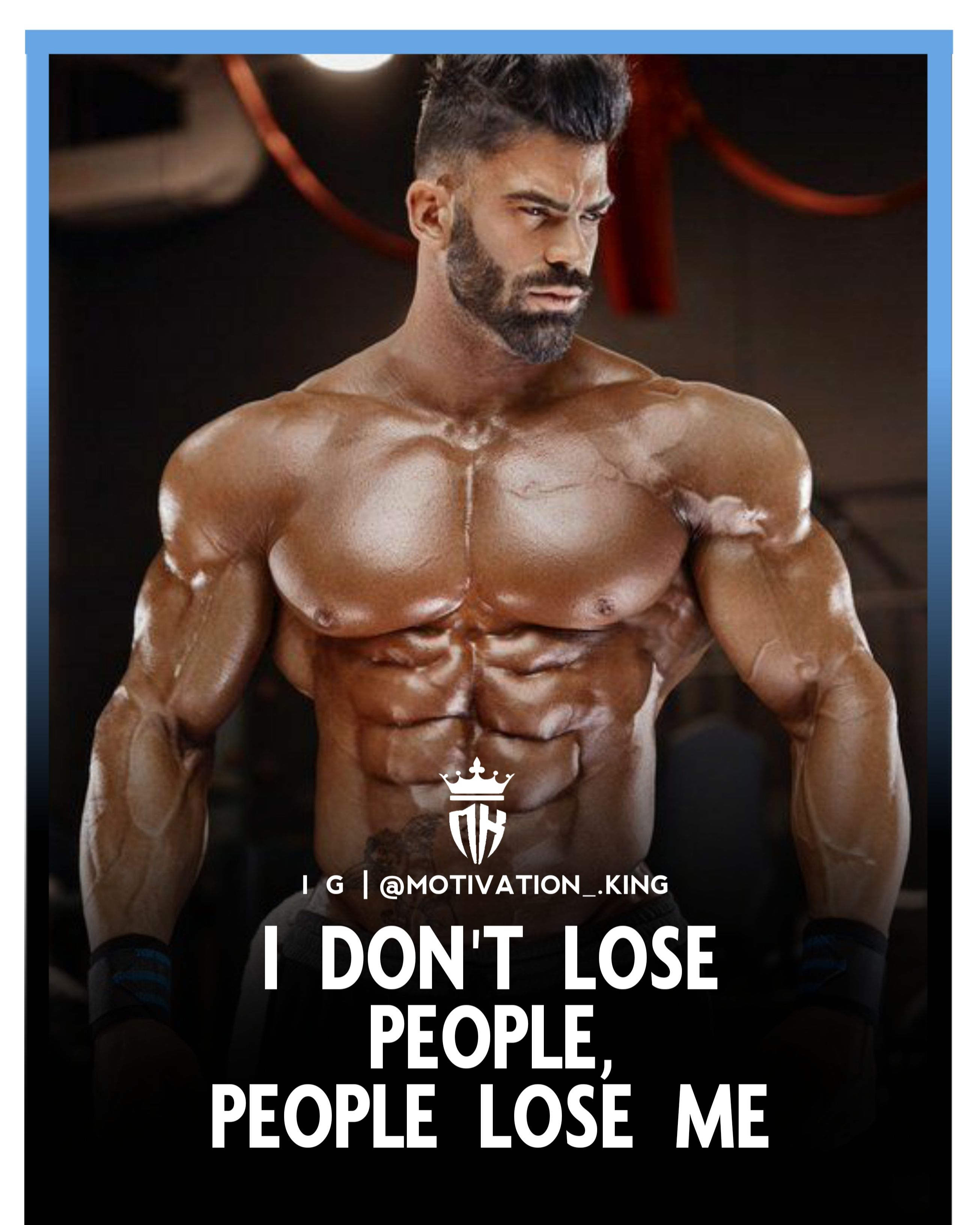 Amazing Body Builder And Fitness Quotes By Motivation King Attitude Quotes For Boys Attitude Quotes Bodybuilding Quotes