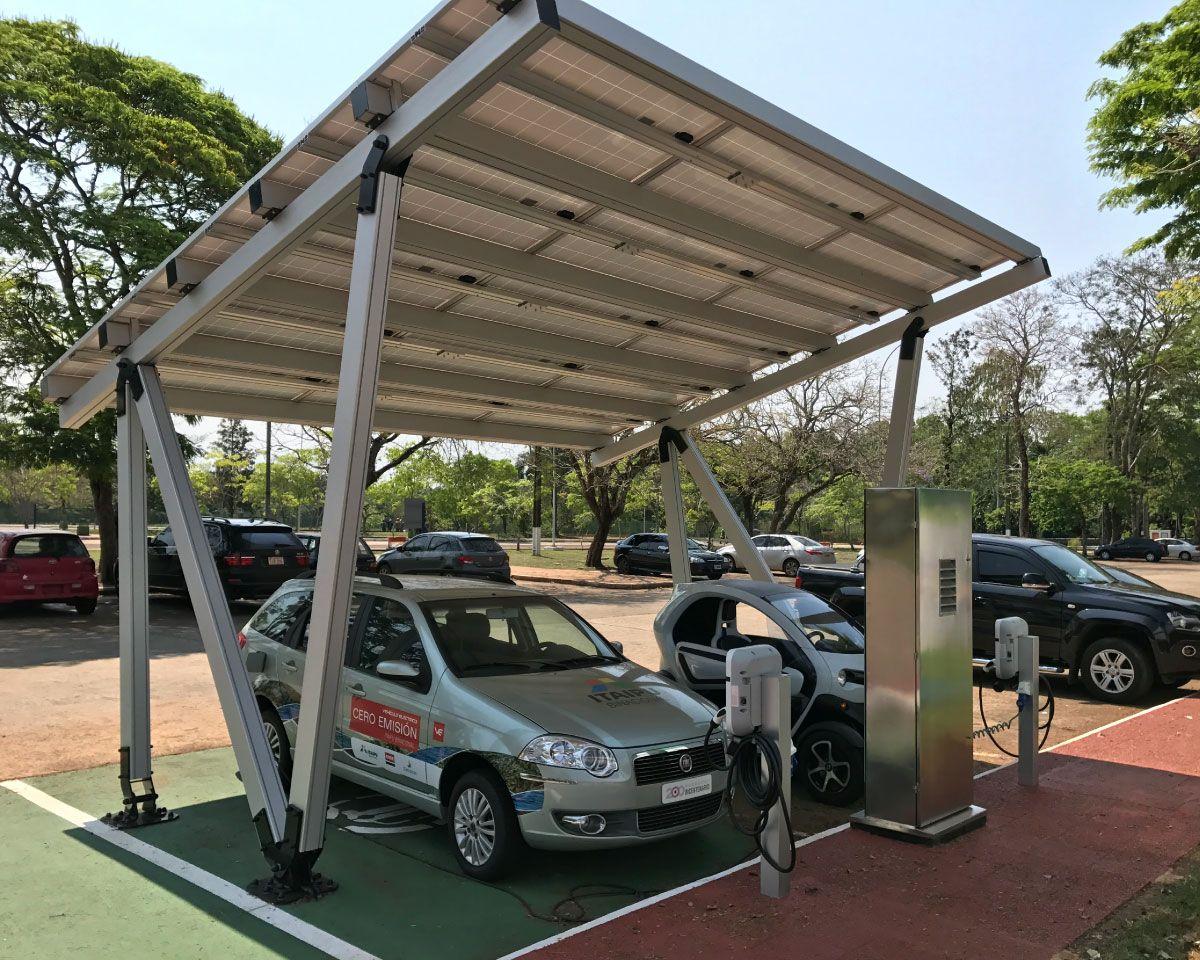 Pensilsole Solar panels, Carport, Pergola