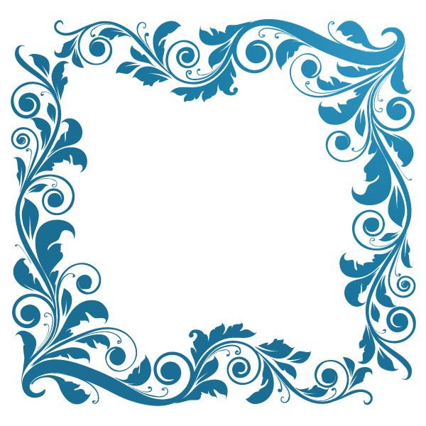Free Vintage Vector Graphics Floral Borders Corners And Frames Clipart Best Clipart Best Free Vector Graphics Floral Border Floral