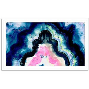 Kristi Kohut The Blue Agate Paintings