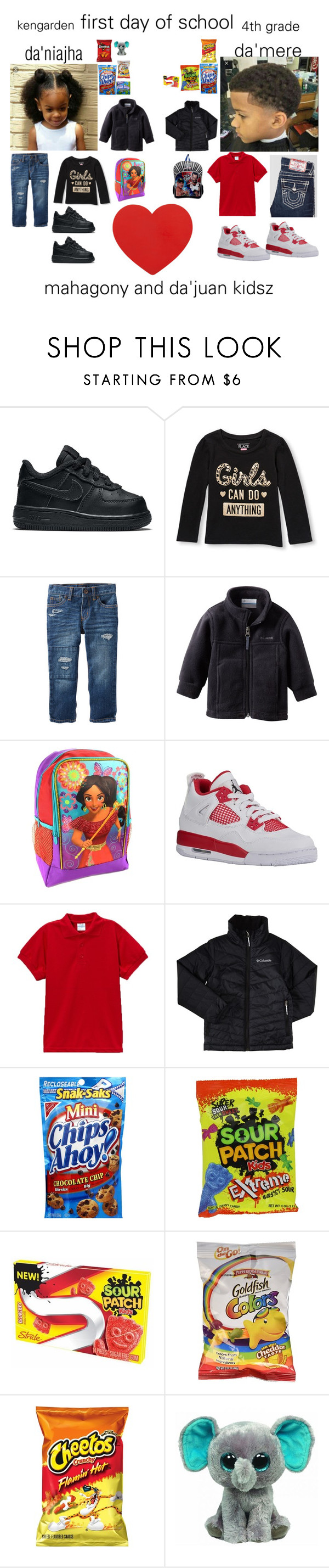 """""""Untitled #101"""" by haggieboo-1 ❤ liked on Polyvore featuring NIKE, Columbia, True Religion, Columbia Sportswear and CENA"""