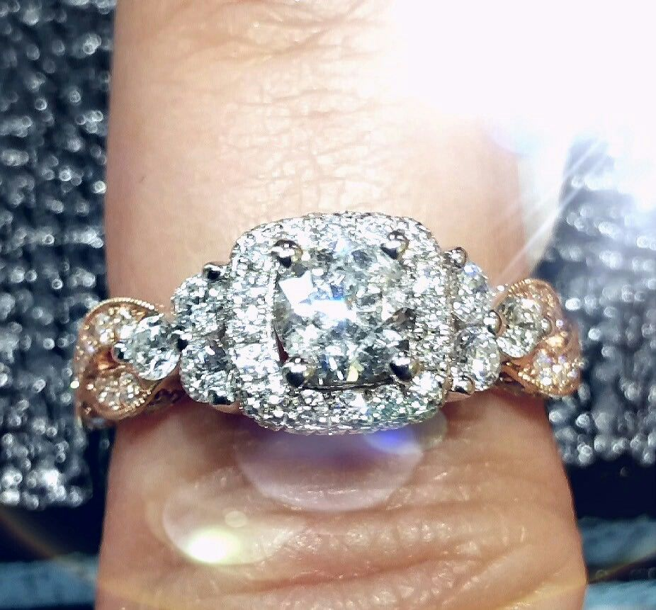 Neil Lane Design. I am totally in love with this ring