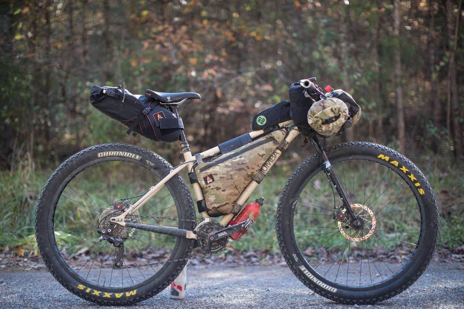 Fat bike camping | Things i love | Pinterest | Bicycling, MTB and ...