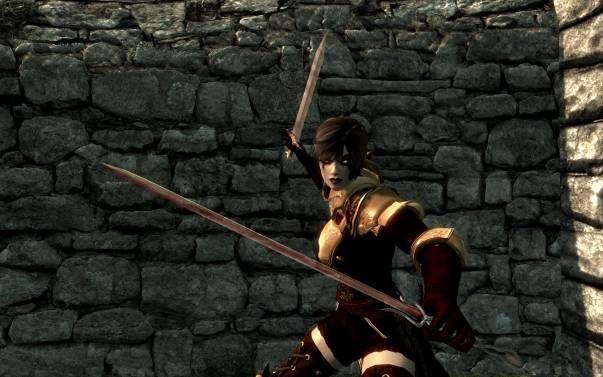 Gizmodian Oblivion Weapons for Skyrim at Skyrim Nexus - mods