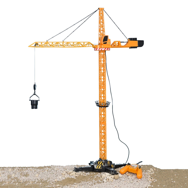 Jcb rc crane decor outdoor decor action toys