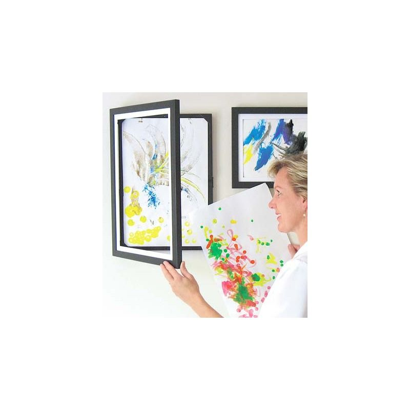 Lil Davinci Art Frame 8 1 2 X 11 Art Craft Supplies Art Display Kids Kids Artwork Art For Kids