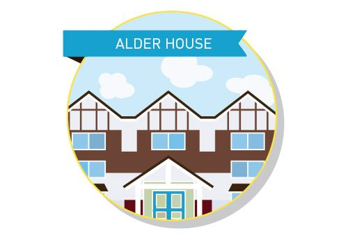 Who Lives Here Law Students Room Style House Style With Shared Kitchen And Bathrooms Alder House Law Cohort Provides O Linden Homes Fashion Room Residences