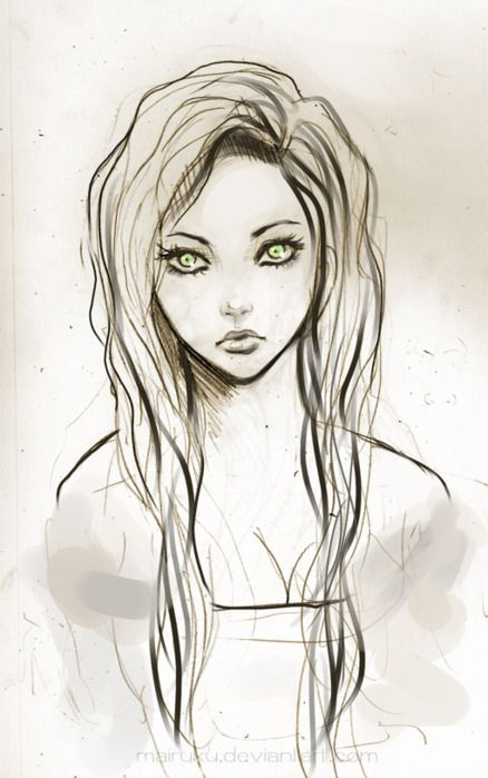 Easy Drawings Of Pretty Girls Google Search Awesome Drawings
