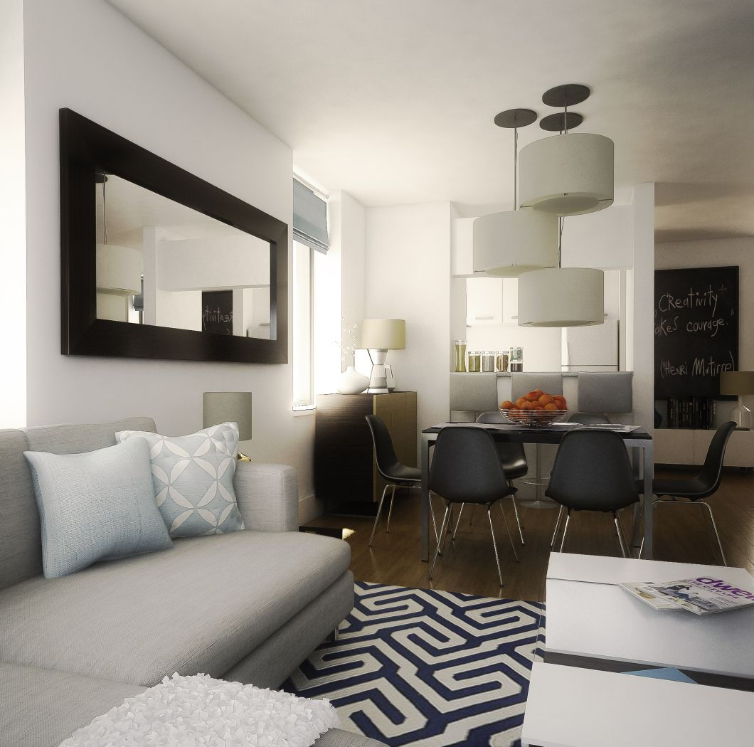 Decorate Living Room And Dining Room Combo: Incredible Crowdsource Interior Design Through Decorilla