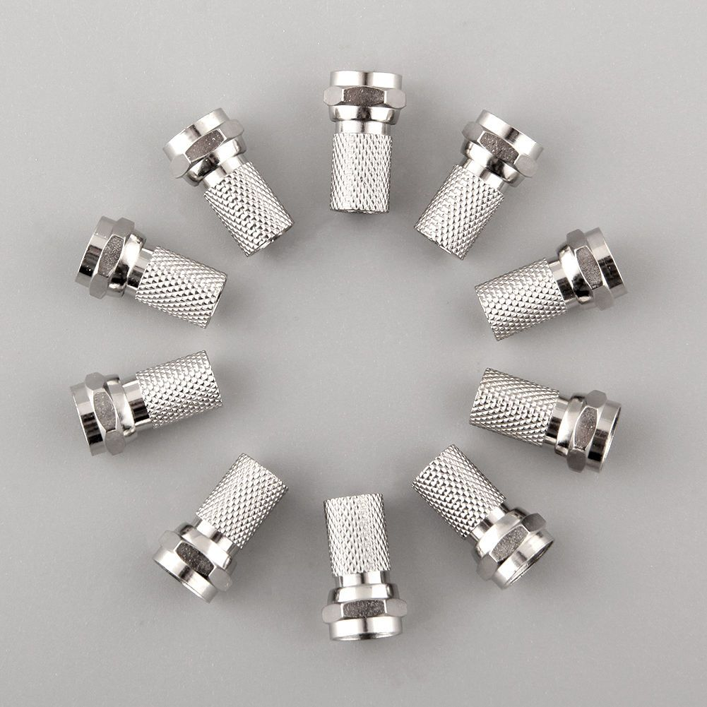 244 aud 10 pcs f digital terminal connector for cable