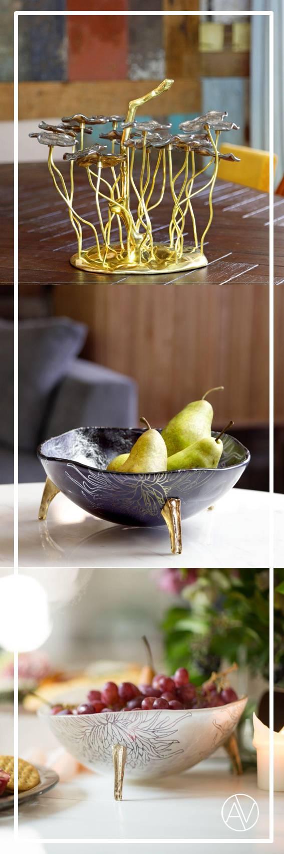 Unique fruit bowl centrepieces Discover handmade fruit bowls for a